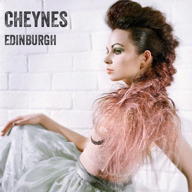 Follow Cheynes Hairdressing on Instagram