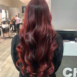 tape hair extensions, top hair salons, edinburgh