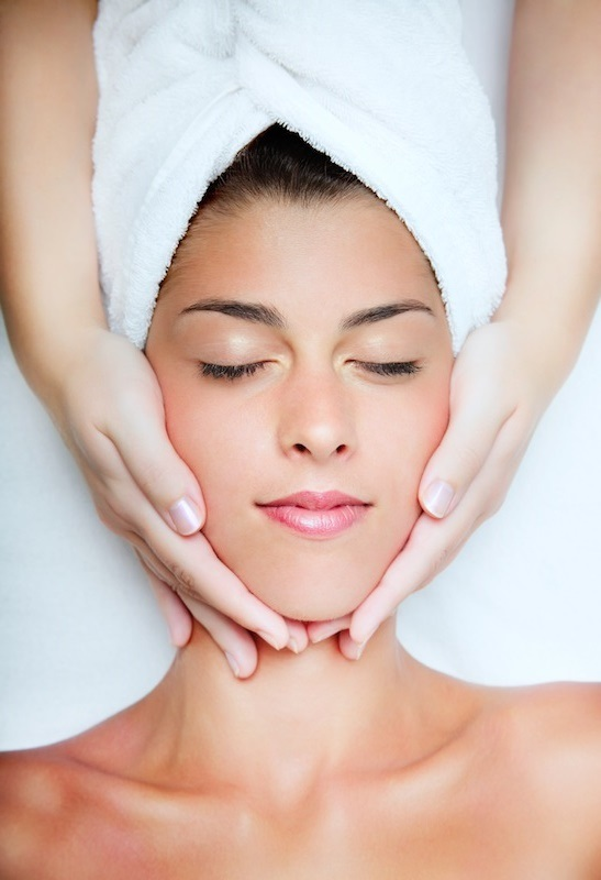 facials, cACI facials, Edinburgh hair & beauty salon