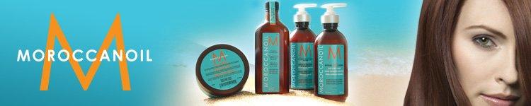 MOROCCANOIL hair treatments, edinburgh hairdressers