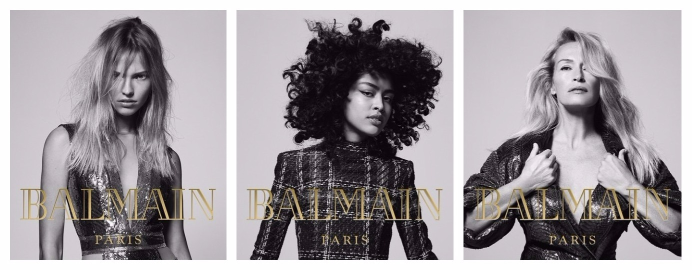 Balmain hair extensions in Edinburgh, central scotland hairdressing salons