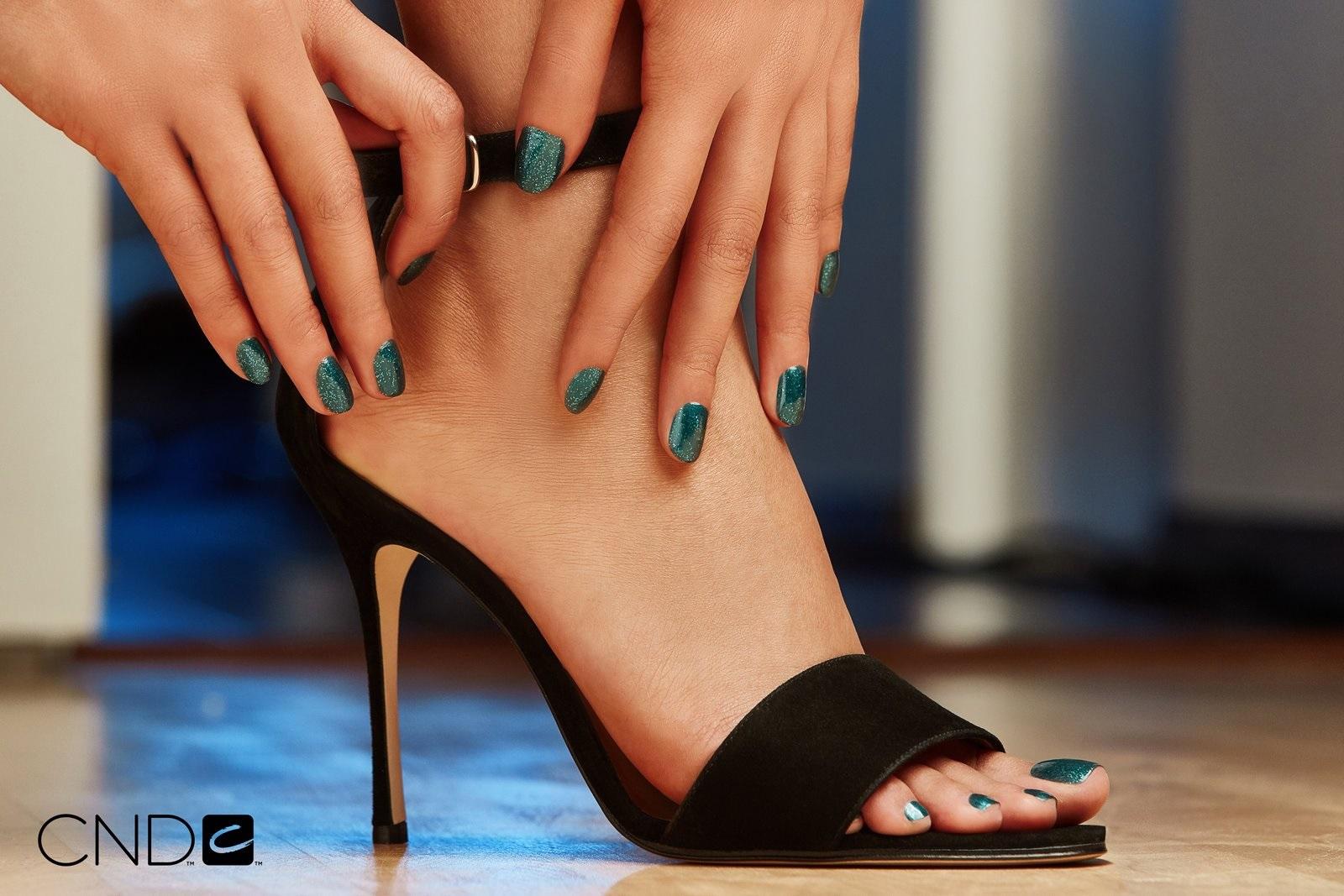 Shellac nails, edinburgh hair & beauty salons