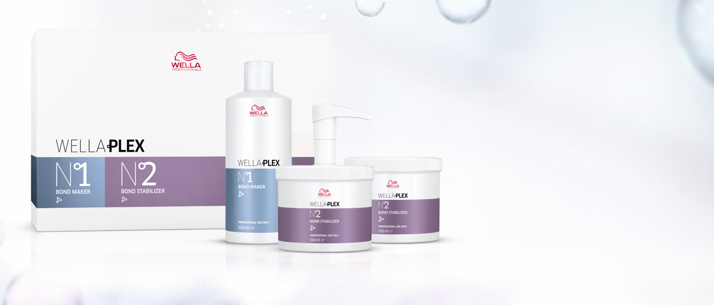 Wellaplex hair treatments, edinburgh hairdressing salons