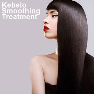 Kebelo Hair Smoothing at Cheynes Hairdressing Salon in Edinburgh