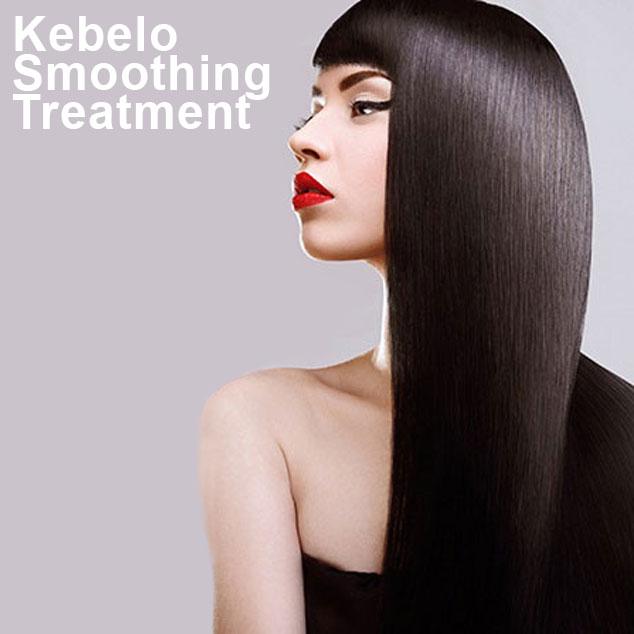 Kebelo Hair Smoothing at Cheynes Hairdressing Salon in Edinburgh