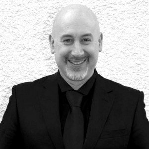 Managing Director of Cheynes Hair Salons in Edinburgh, Paul Adamczuk Judges Wella TrendVision Awards 2019