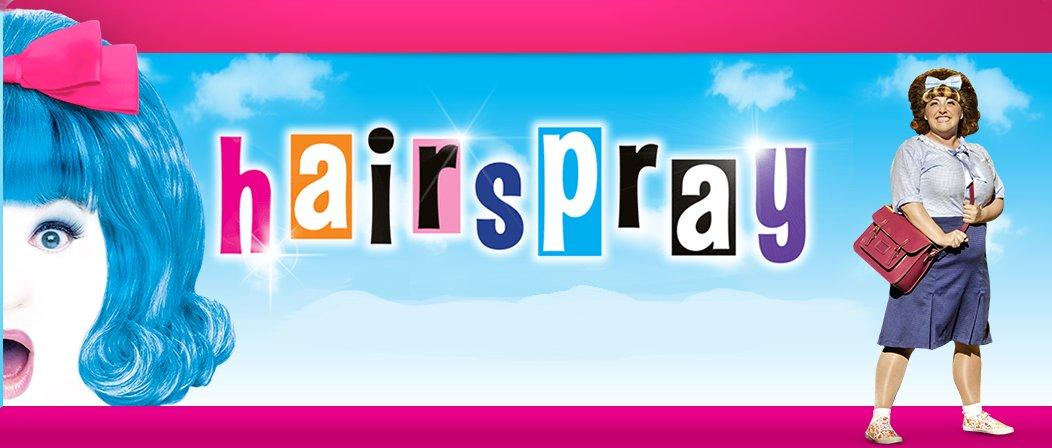 Get BIG Hair for Hairspray the Musical at Cheynes Pop Up Salon!