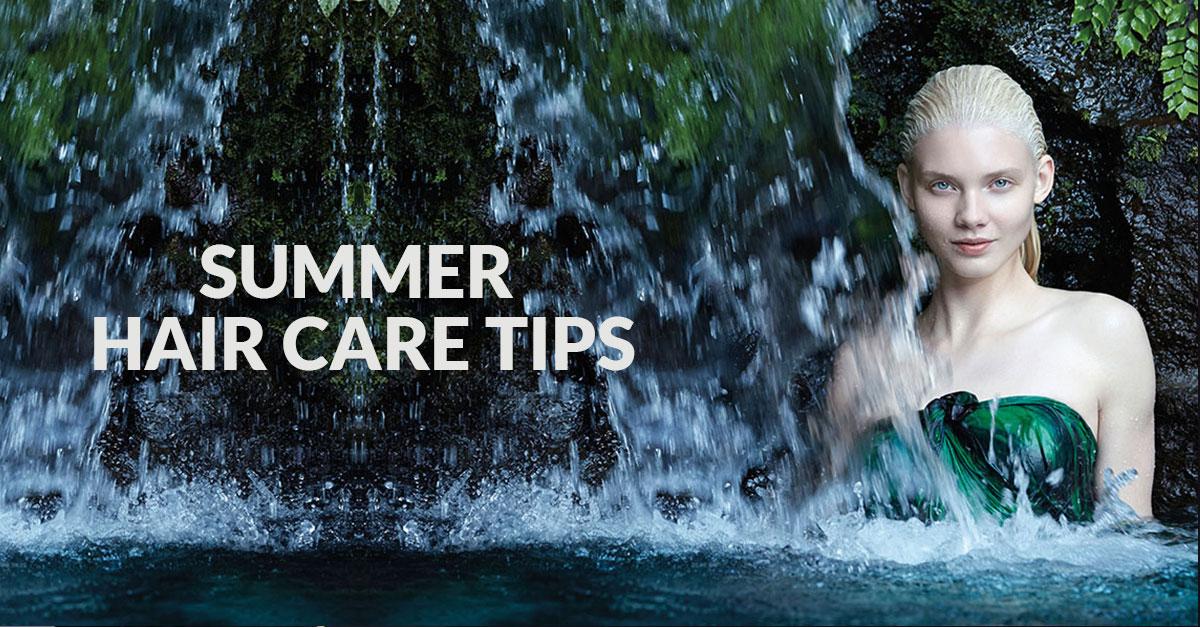 Summer-Hair-Care-Tips, best hair salons in edinburgh, Cheynes Hairdressing