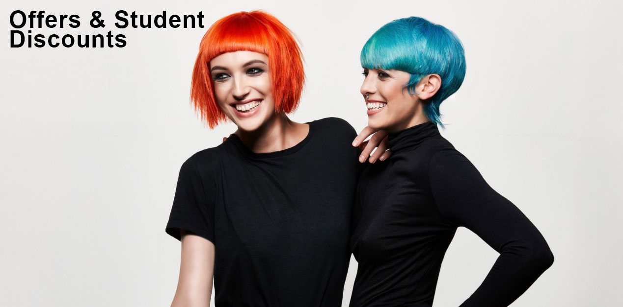 Student Discounts & Offers at Cheynes Hairdressing Salon in Edinburgh