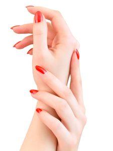 manicure, cheynes hair & beauty, edinburgh