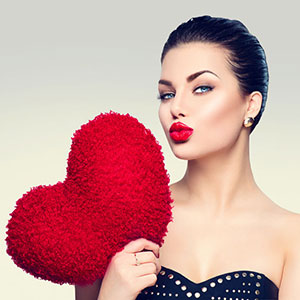Hair & Beauty Prep For Valentine's Day