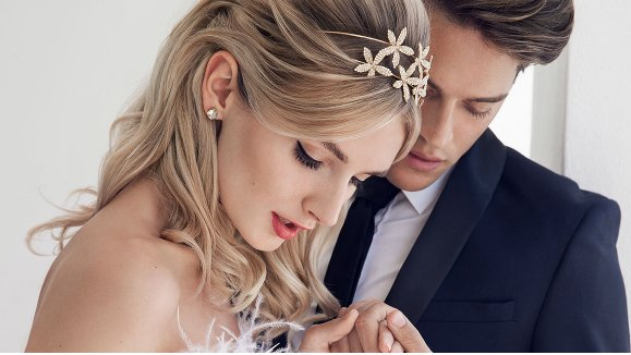 Bridal Hair & Beauty Trends 2019