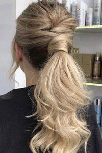 prom ponytails, cheynes hair salons, student offers, Edinburgh