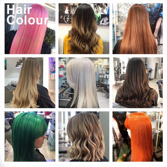 Hair Colour at Cheynes Hairdressing Salons in Edinburgh