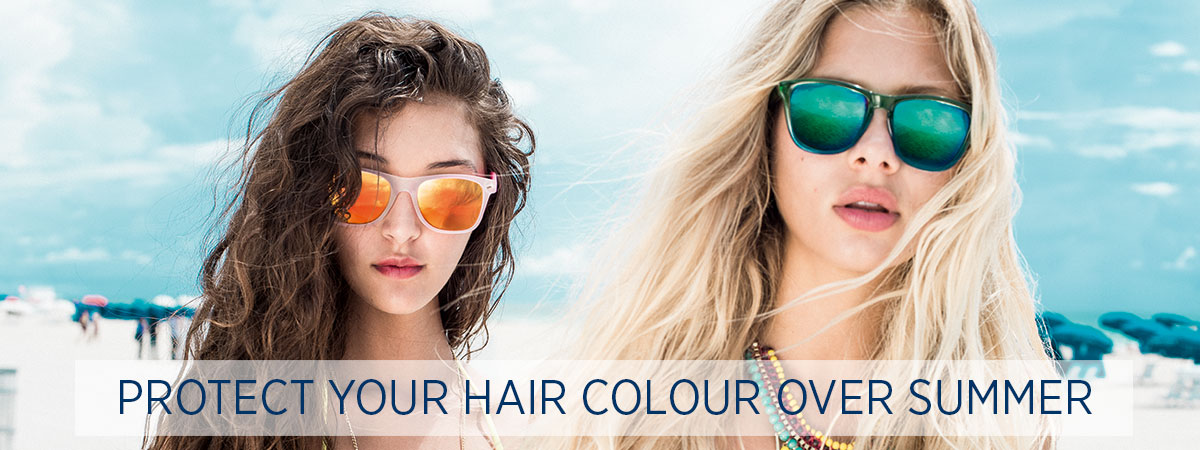 Protect Your Hair Colour Over Summer, Cheynes Hair Salons, Edinburgh