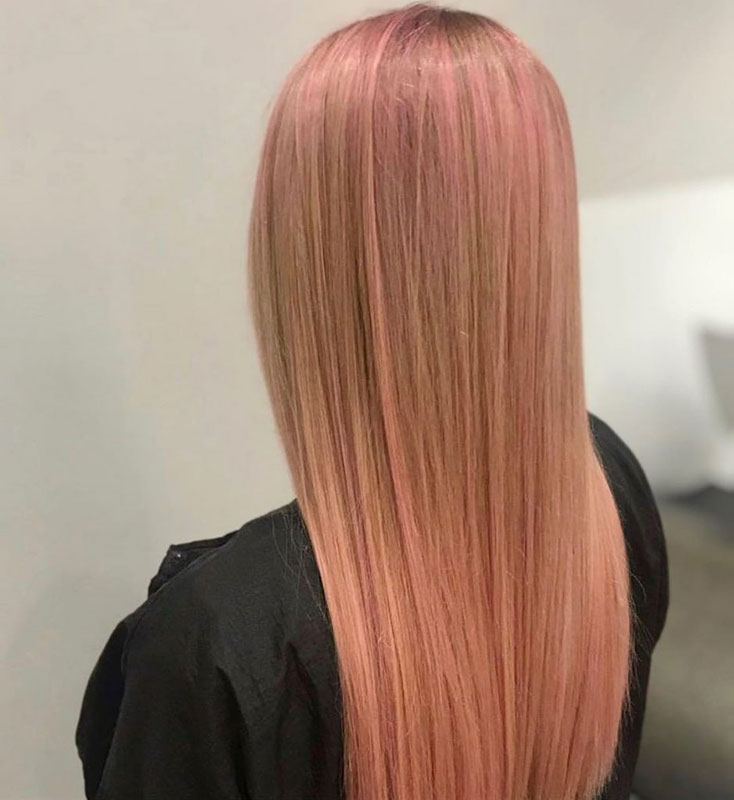 Autumn Hair Colour Trends 2019