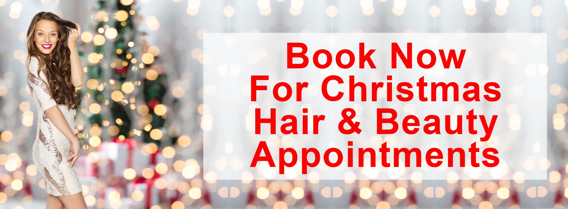 Book Now For Christmas Cheynes Hair & Beauty Salons, Edinburgh