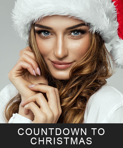 Hair & Beauty Countdown To Christmas