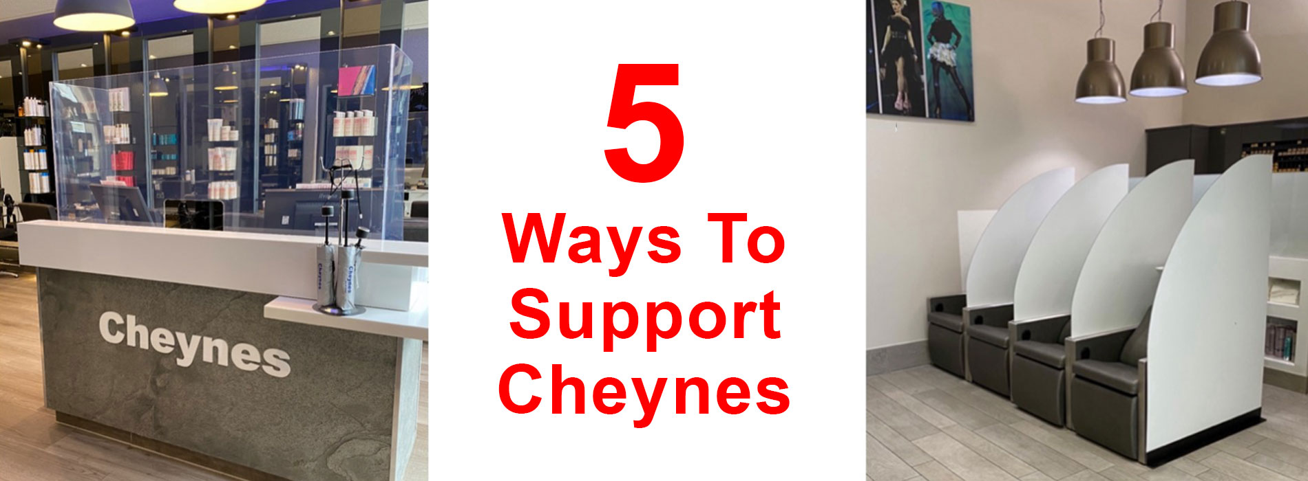 5 ways to support cheynes hair salons in edinburgh during pandemic