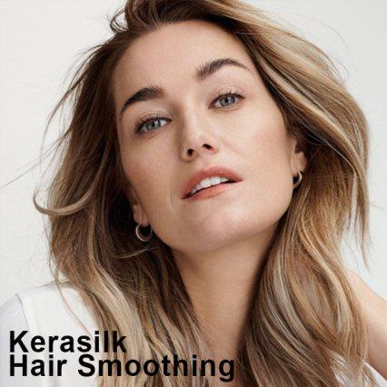 Kerasilk Hair Smoothing at Cheynes Hairdressing Salon in Edinburgh