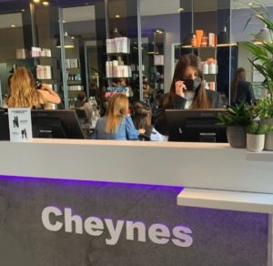 Receptionist Jobs in Edinburgh at Cheynes Hairdressing Salons