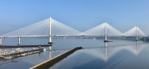 The Queensferry Crossing