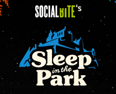 Social Bite's Sleep In The Park
