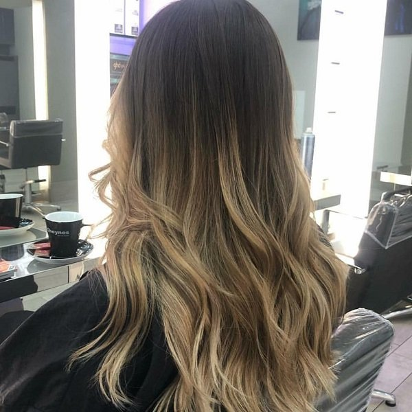 balayage, cheynes hairdressing salons, edinburgh