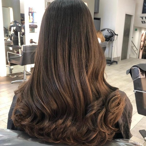 balayage hair colour, cheynes hair salons, edinburgh