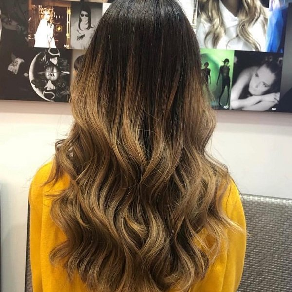 beautiful balayage, cheynes hair salons, edinburgh
