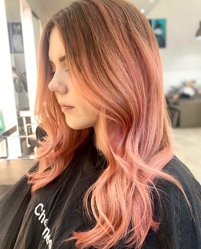 red-balayage-top-hairdressers-edinburgh