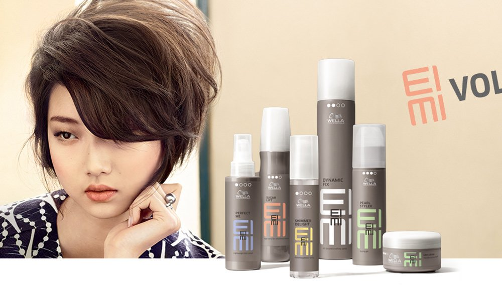 Wella-EIMI VOLUMISING PRODUCTS