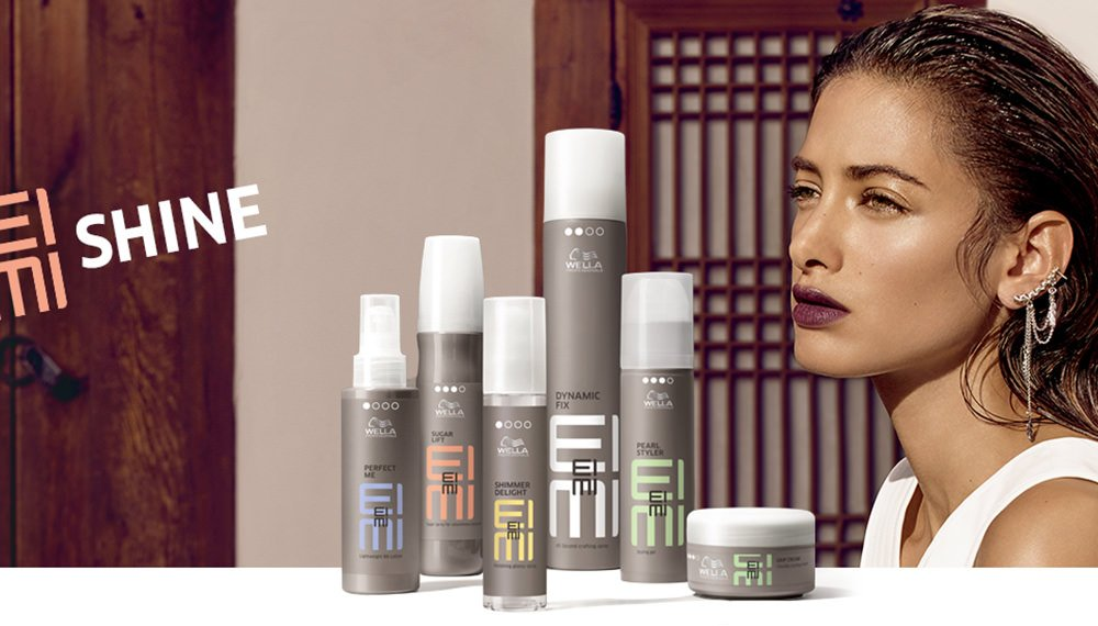 Wella-EIMI sHINE PRODUCTS