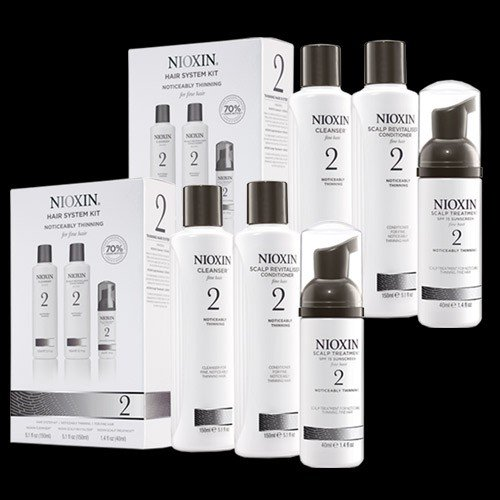 nioxin 3 part system kit