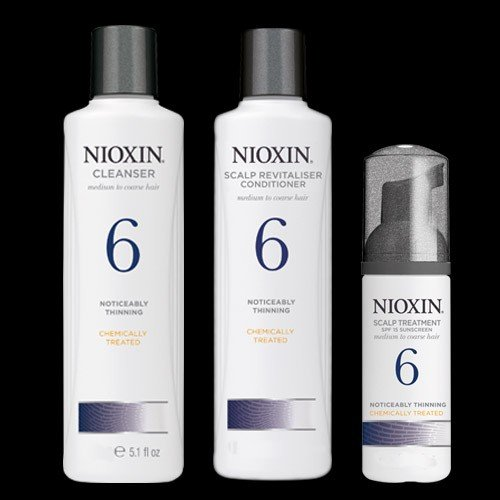 nioxin system 6 cleanser pack