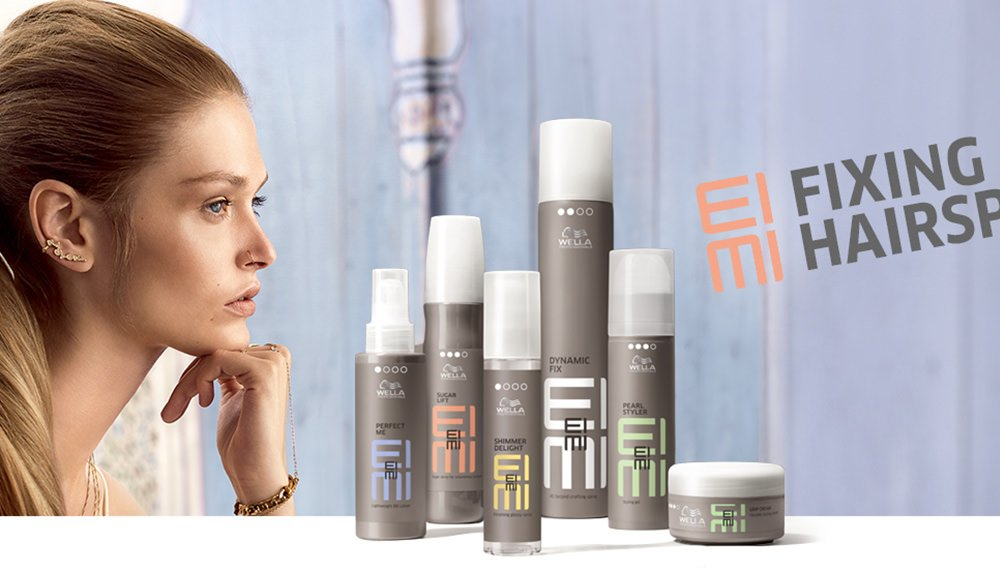 Wella-EIMI Fixing Hairsprays