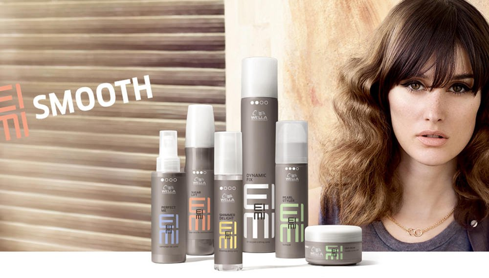 wella eimi smooth products